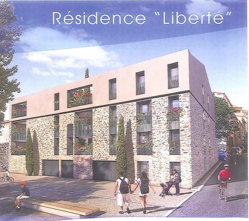 Sale apartment Port vendres 208000€ - Picture 1