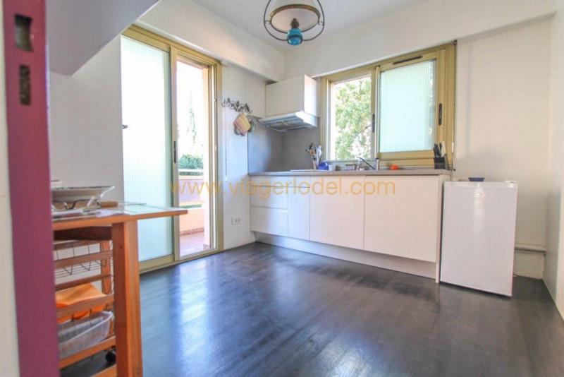 Vendita nell' vitalizio di vita appartamento Le cannet 67000€ - Fotografia 2