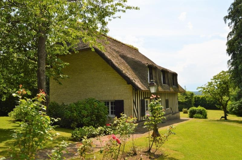 Vente maison / villa Deauville 420000€ - Photo 2