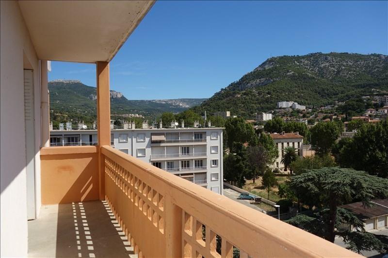 Locação apartamento Toulon 649€ CC - Fotografia 1