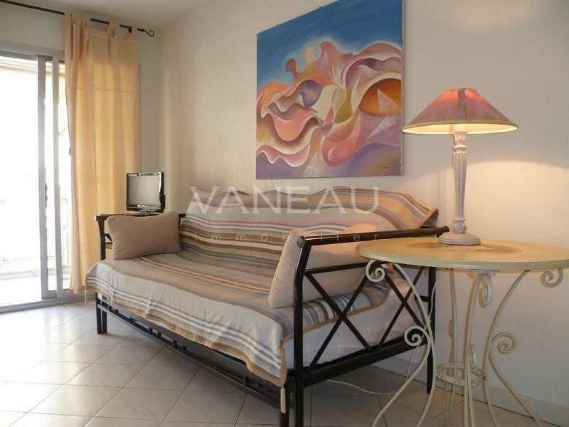 Vente appartement Juan-les-pins 161000€ - Photo 2