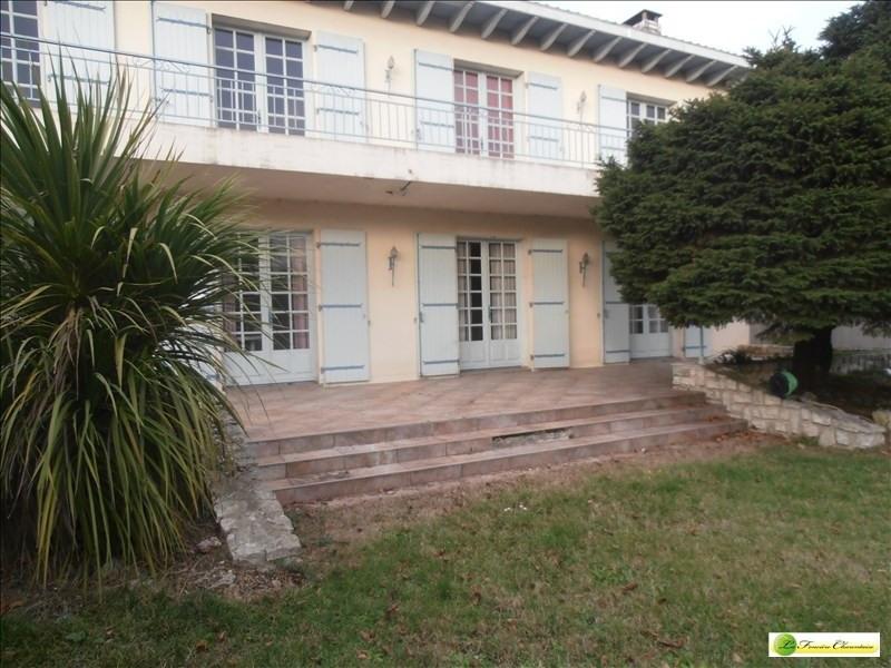 Sale house / villa Angouleme 275600€ - Picture 1
