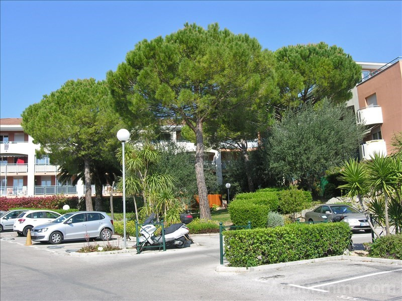Sale apartment Vallauris 158000€ - Picture 1