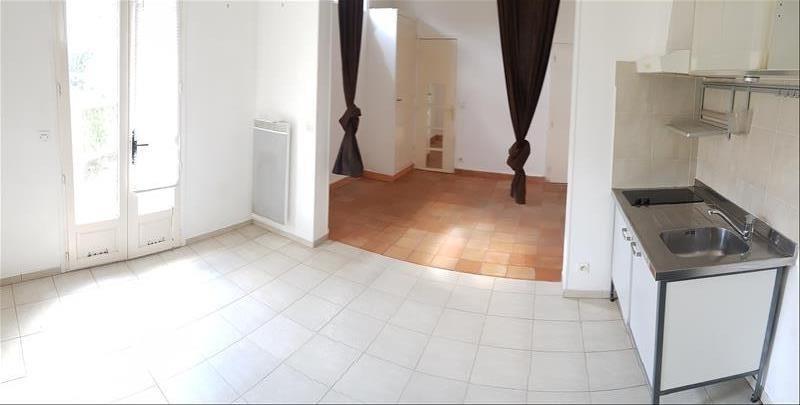 Rental apartment Maisons-laffitte 560€ CC - Picture 1