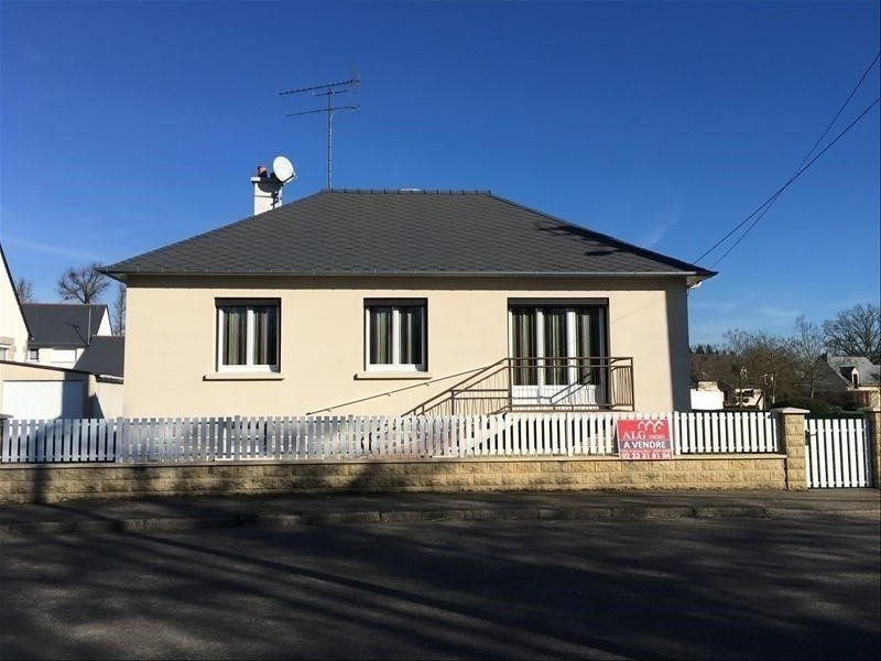 Sale house / villa Retiers 156 750€ - Picture 2