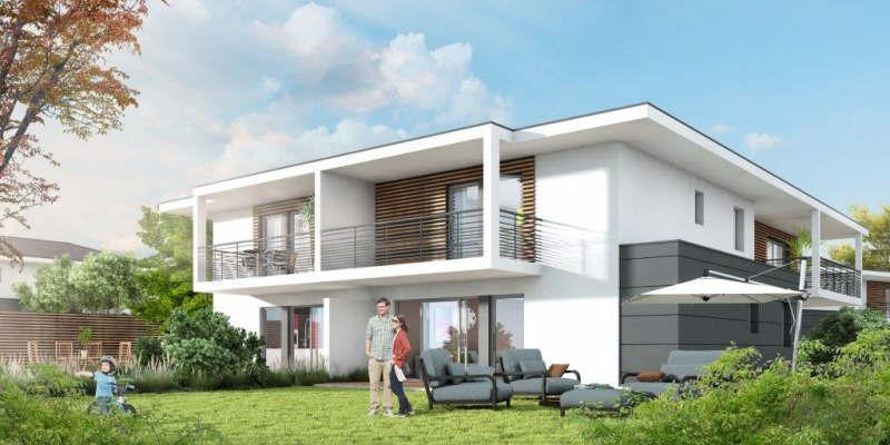 Vente appartement Messery 360000€ - Photo 1