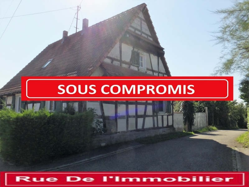 Sale house / villa Froeschwiller 117 700€ - Picture 1