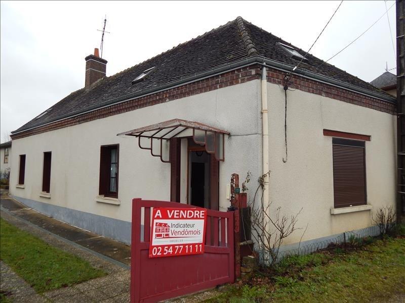 Sale house / villa Vendome 66000€ - Picture 1