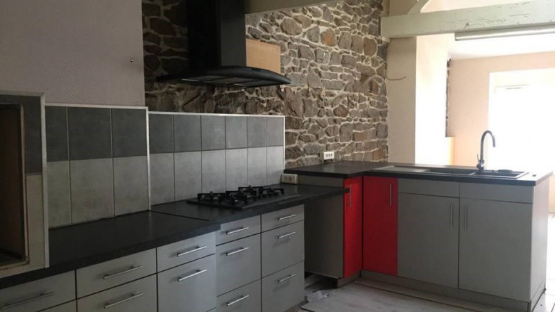 Sale apartment Saint-etienne 88 000€ - Picture 1