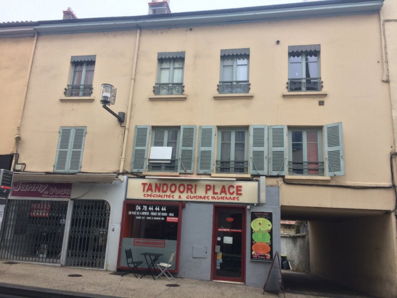 Investment property building Oullins 1100000€ - Picture 1
