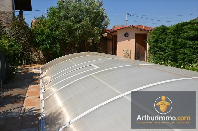 Sale house / villa Vernosc les annonay 257000€ - Picture 6