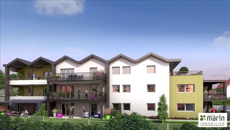 Venta  apartamento Aix les bains 232300€ - Fotografía 3