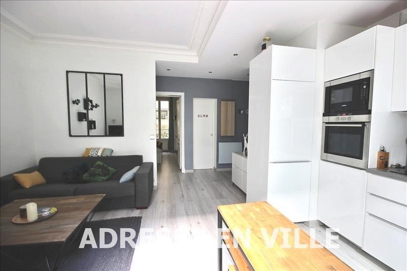 Revenda apartamento Levallois perret 499000€ - Fotografia 6