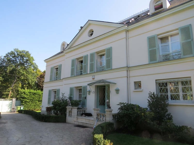 Deluxe sale house / villa Maisons-laffitte 2 450 000€ - Picture 8
