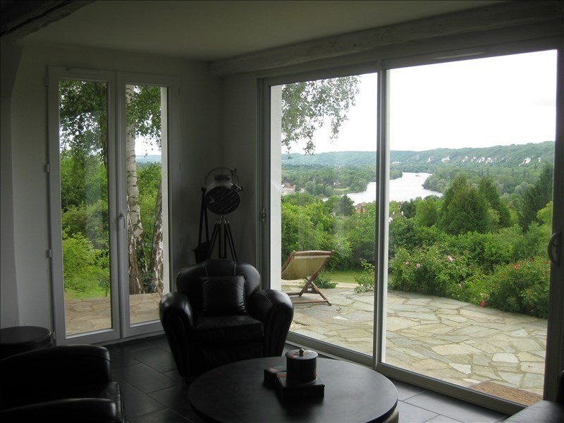 Vente de prestige maison / villa Vetheuil 585000€ - Photo 5