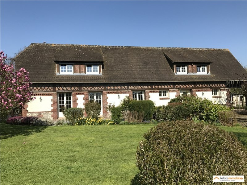 Vente maison / villa Doudeville 288500€ - Photo 1