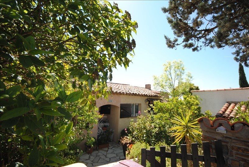 Vente maison / villa Frejus 318 000€ - Photo 1