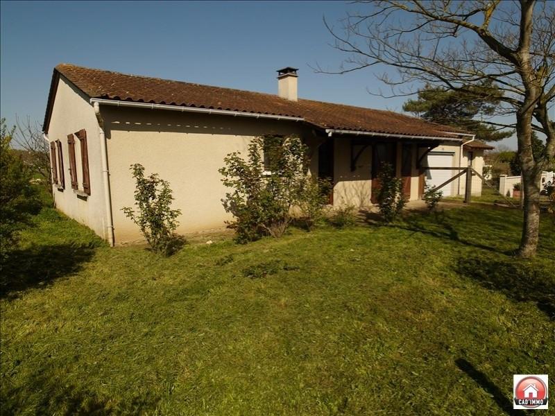 Sale house / villa Lamonzie saint martin 128000€ - Picture 1