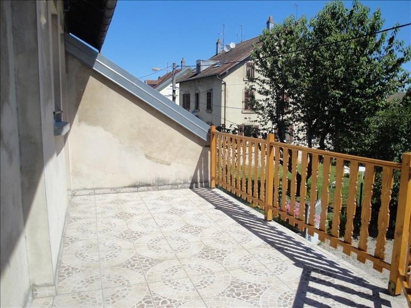 Venta  apartamento Audincourt 129000€ - Fotografía 1