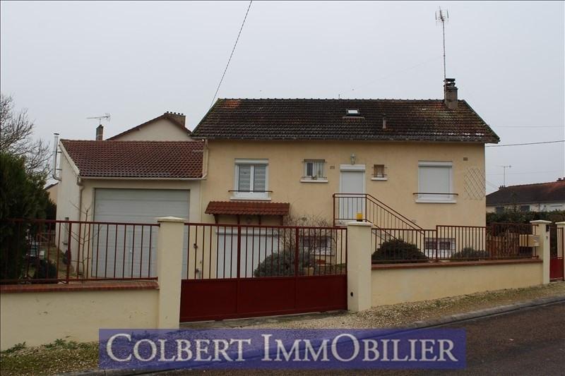 Vente maison / villa Charmoy 148000€ - Photo 1