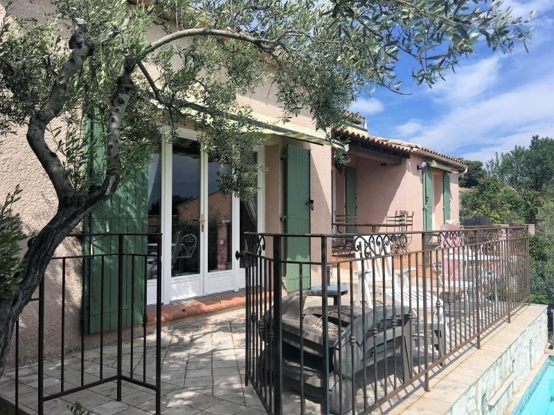 Vente maison / villa La fare les oliviers 476000€ - Photo 2