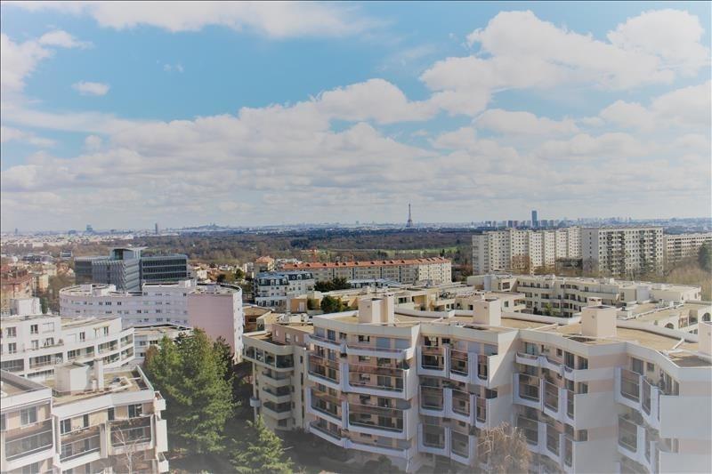 Sale apartment Saint-cloud 670000€ - Picture 2