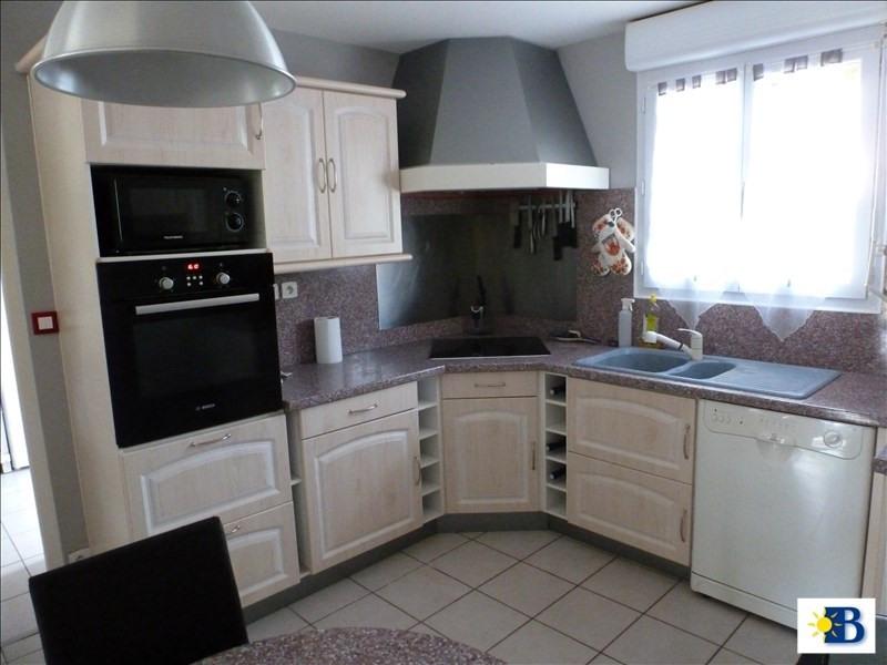 Vente maison / villa Orches 121900€ - Photo 2