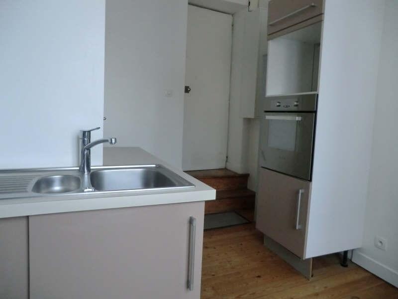 Sale apartment Coye la foret 119000€ - Picture 8