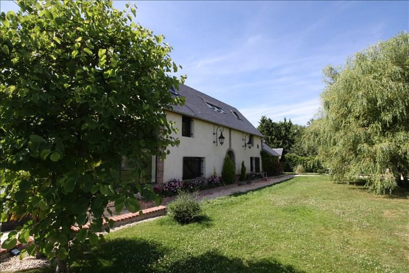 Vente de prestige maison / villa Breteuil sur iton 645000€ - Photo 1