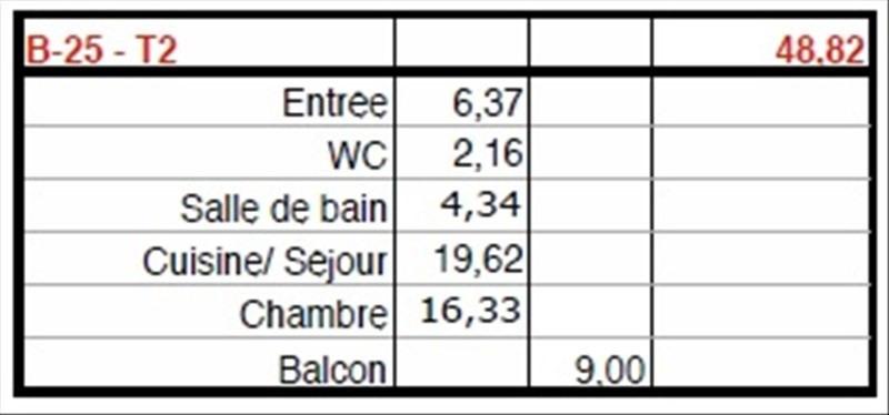 Produit d'investissement appartement Soissons 109000€ - Photo 2