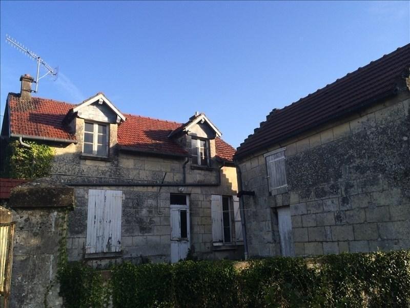 Sale house / villa Villers cotterets 120000€ - Picture 1