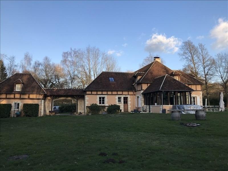 Vente de prestige maison / villa Montfort l amaury 1490000€ - Photo 1