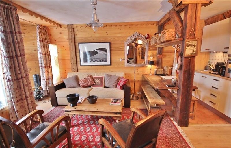 Vente de prestige appartement Val d isere 540000€ - Photo 1