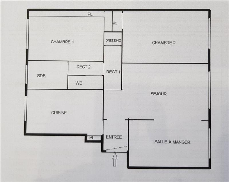 Sale apartment Chatillon 348000€ - Picture 9