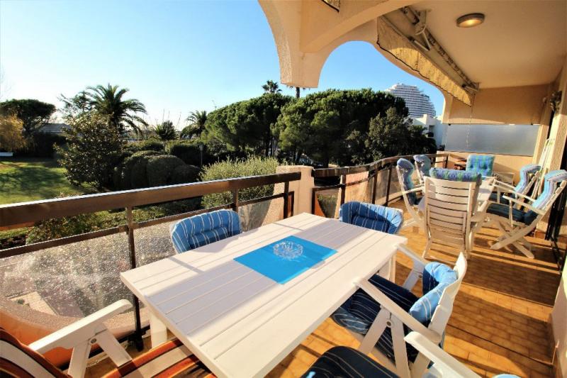 Vente de prestige appartement Villeneuve loubet 1150000€ - Photo 2