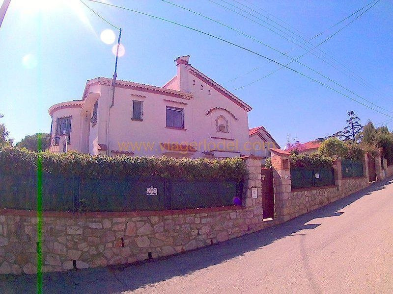 Vendita nell' vitalizio di vita casa Antibes 498000€ - Fotografia 13