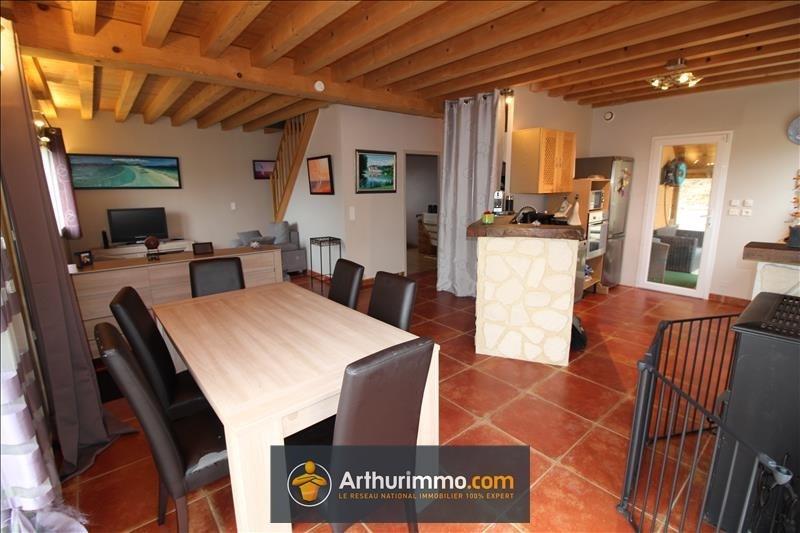 Sale house / villa Virignin 215000€ - Picture 1