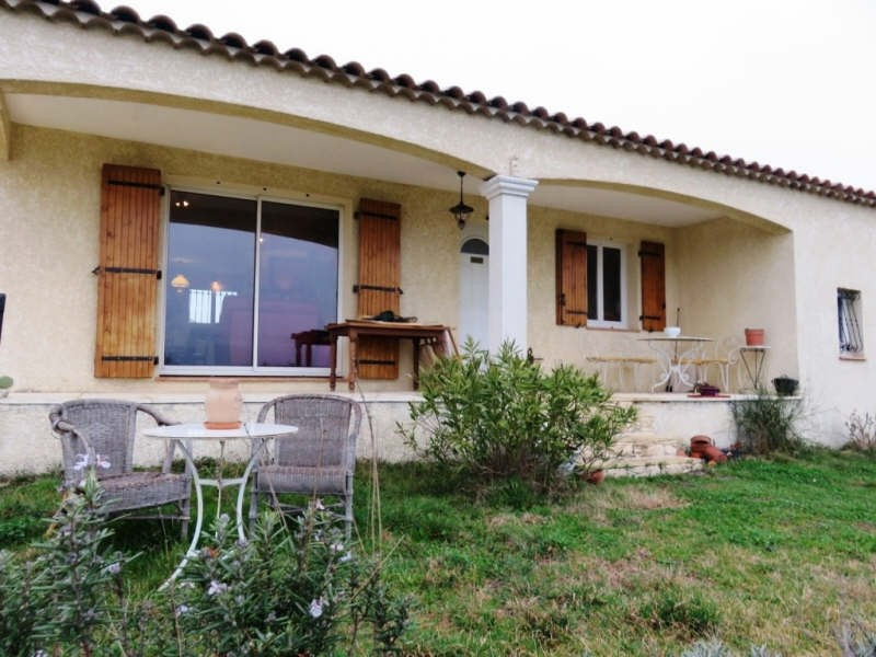 Sale house / villa Grospierres 287200€ - Picture 1
