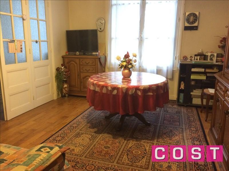 Vente appartement Asnieres sur seine 385000€ - Photo 1
