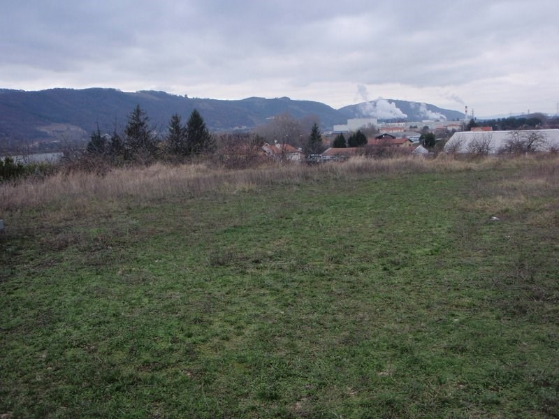 Revenda terreno Laveyron 61000€ - Fotografia 1