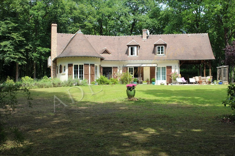 Deluxe sale house / villa Lamorlaye 665600€ - Picture 1