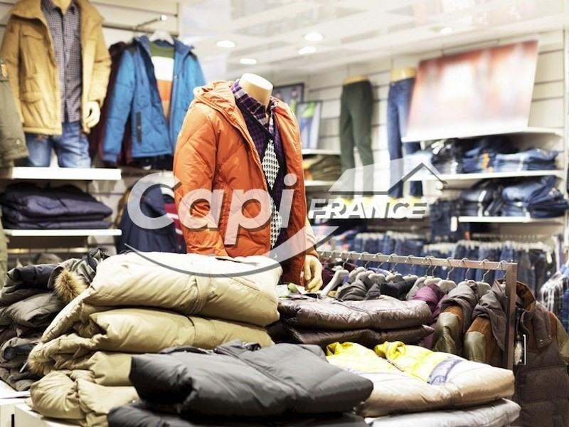 Fonds de commerce Prêt-à-porter-Textile Saint-Malo 0