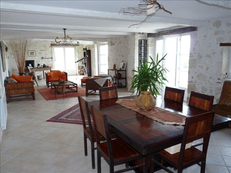 Vente de prestige maison / villa Laplume 472500€ - Photo 2