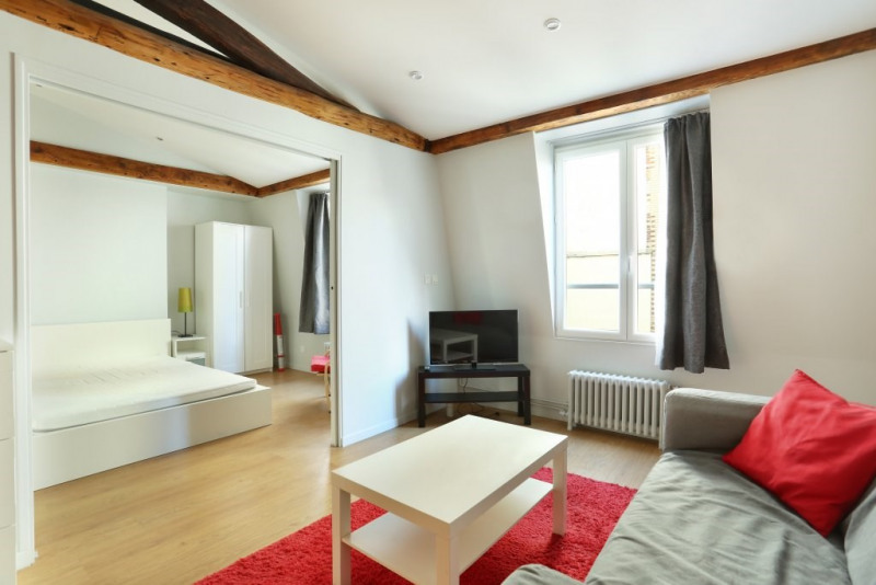 Vente de prestige appartement Paris 9ème 525 000€ - Photo 1