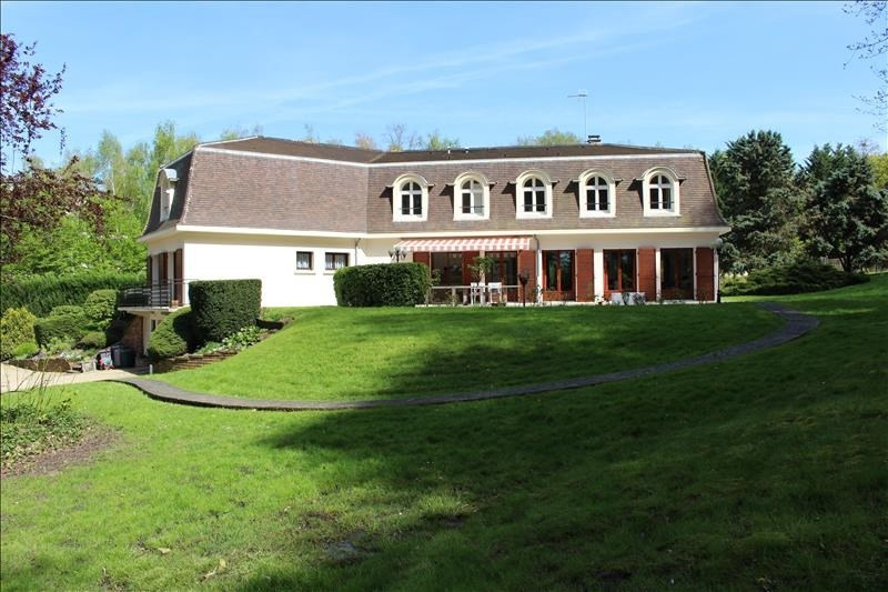 Vente de prestige maison / villa Marly le roi 1 440 000€ - Photo 1