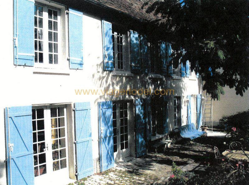 Life annuity house / villa Leigné-les-bois 65000€ - Picture 5