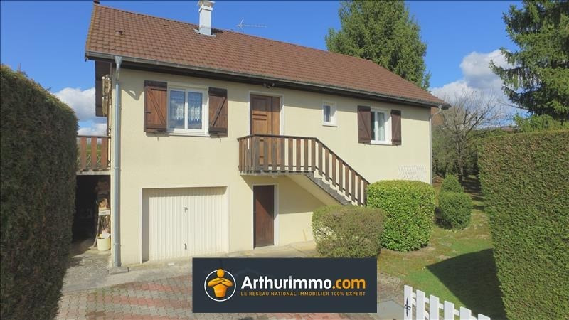 Vente maison / villa Creys et pusignieu 229500€ - Photo 9