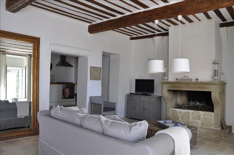 Vente maison / villa Loriol du comtat 549000€ - Photo 3