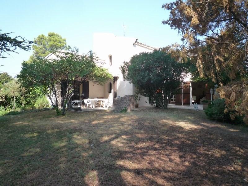 Sale house / villa Orange 384000€ - Picture 1