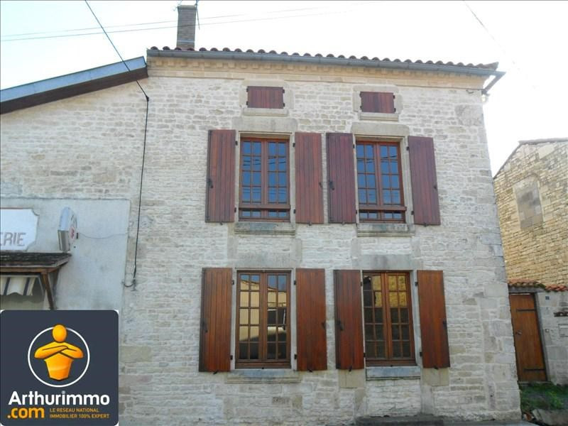 Sale house / villa Dampierre sur boutonne 87000€ - Picture 1